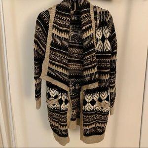 Cynthia Rowley Drape Front Sweater